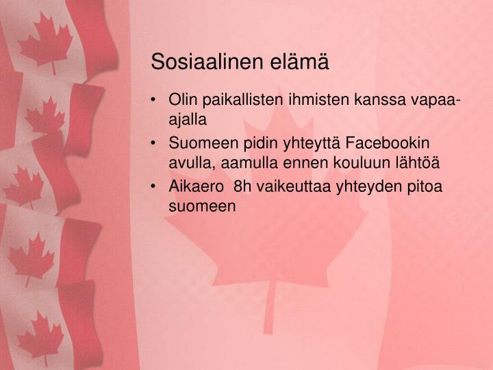 Sosiaalinen