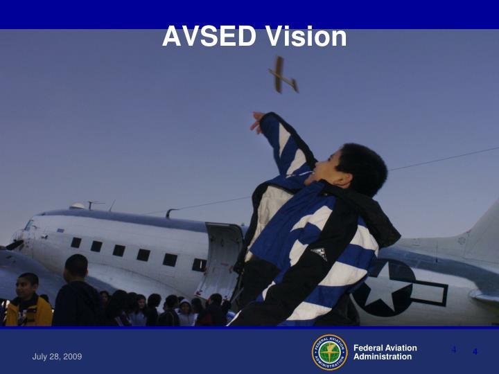 AVSED Vision