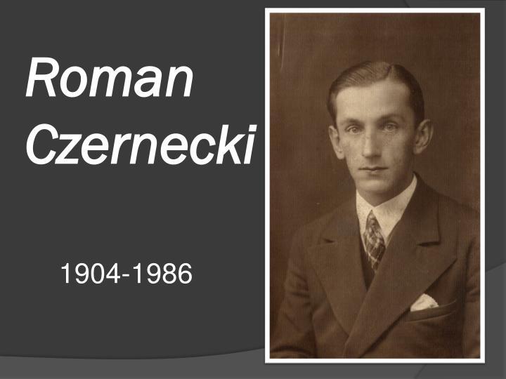 Roman Czernecki