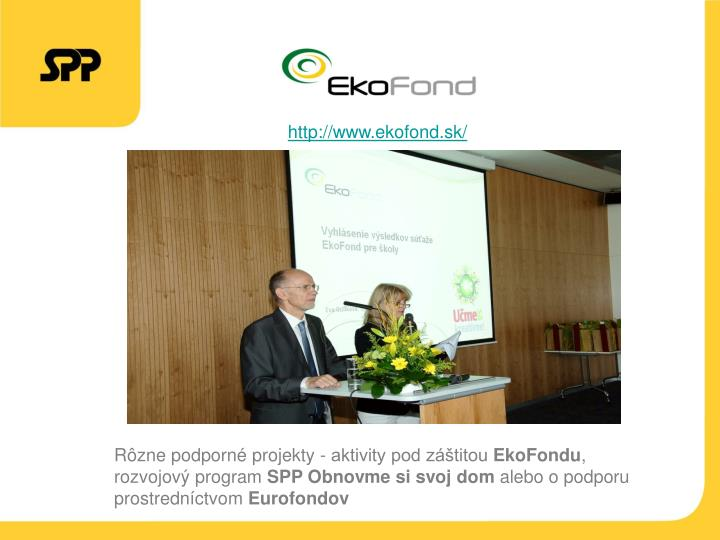 http://www.ekofond.sk/