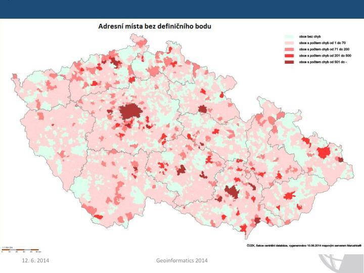 Geoinformatics 2014