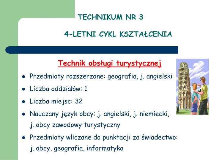 TECHNIKUM NR 3