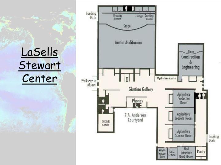 LaSells Stewart Center