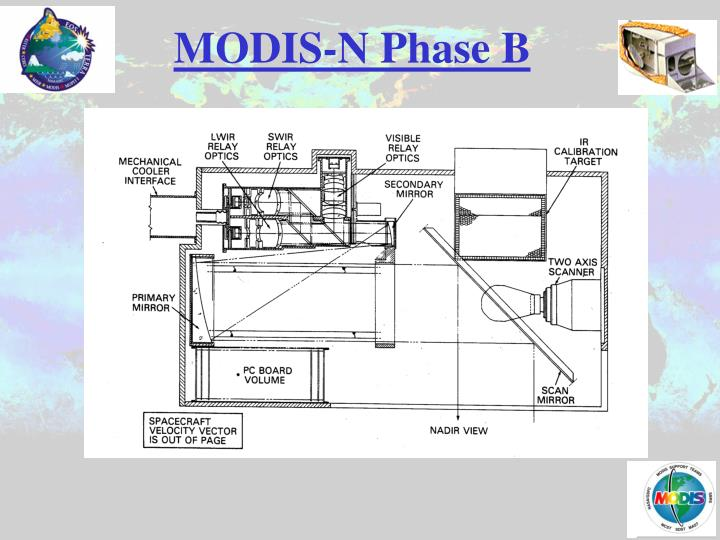 MODIS-N Phase B