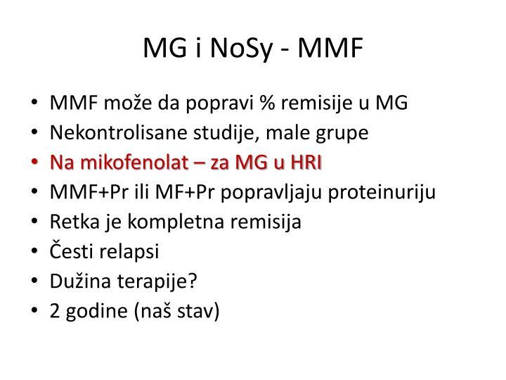 MG i NoSy - MMF