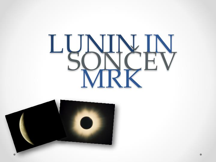 Lunin in son ev mrk