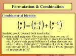 permutation combination2