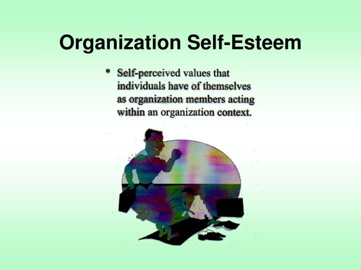 Organization Self-Esteem
