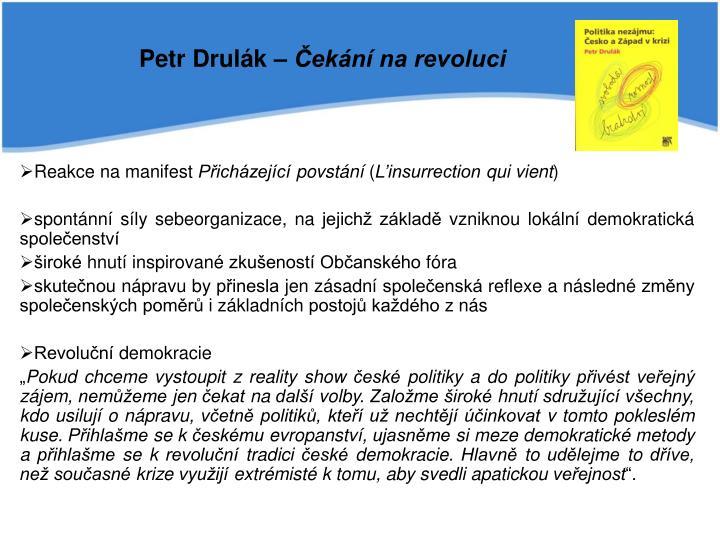 Petr Drulák –