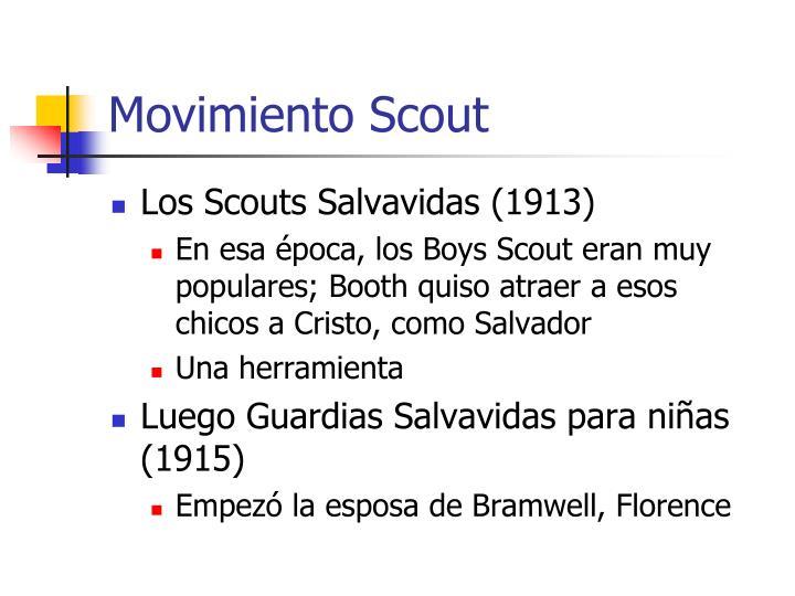 Movimiento Scout