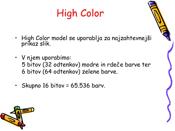 High Color