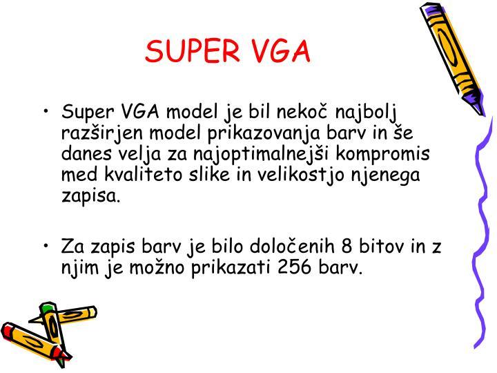 SUPER VGA