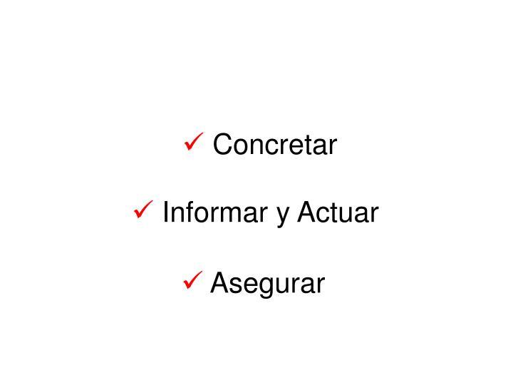 Concretar
