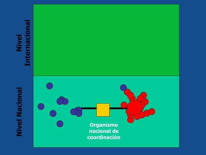 Organismo nacional de coordinación