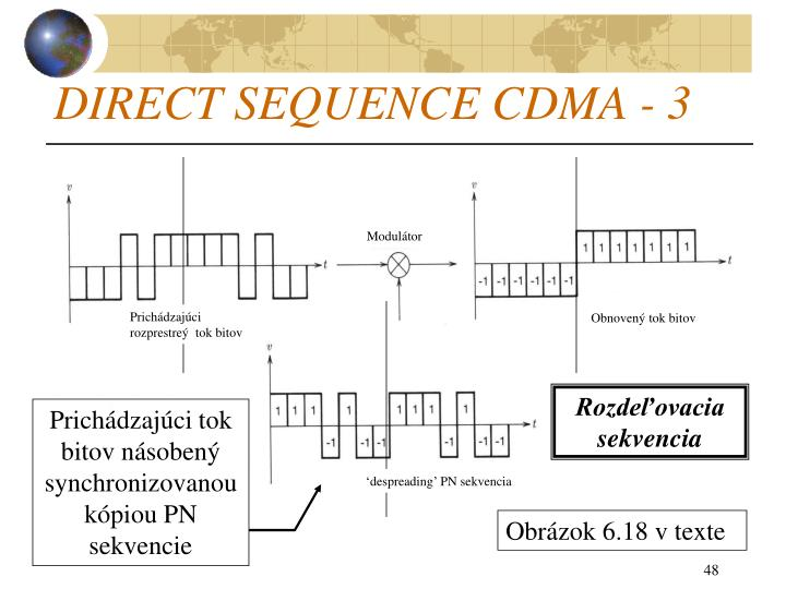 DIRECT SEQUENCE CDMA - 3
