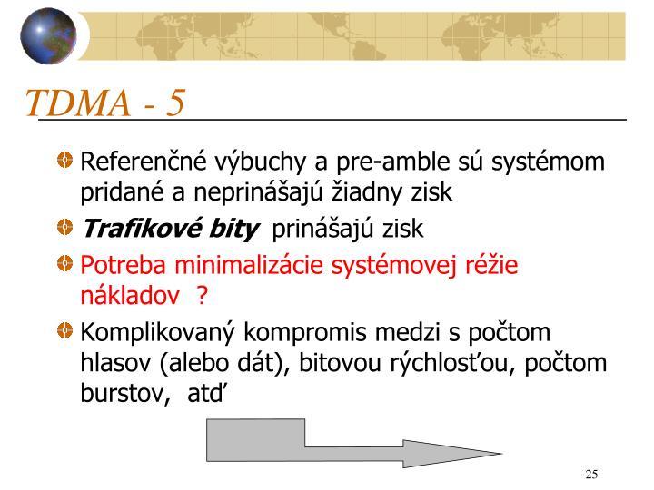 TDMA - 5