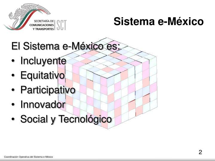 Sistema e-México