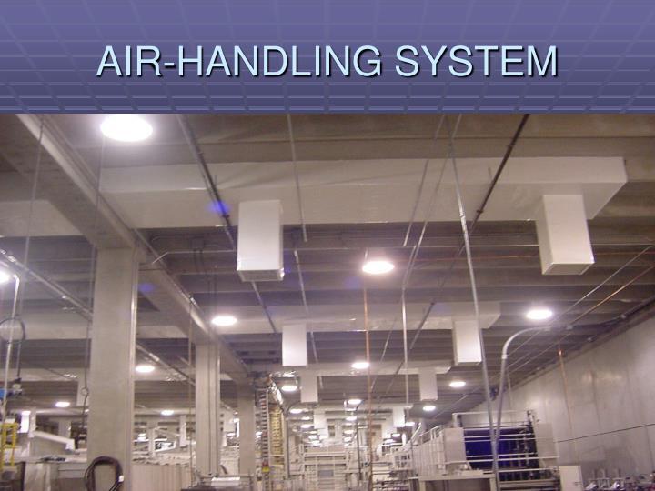 AIR-HANDLING SYSTEM