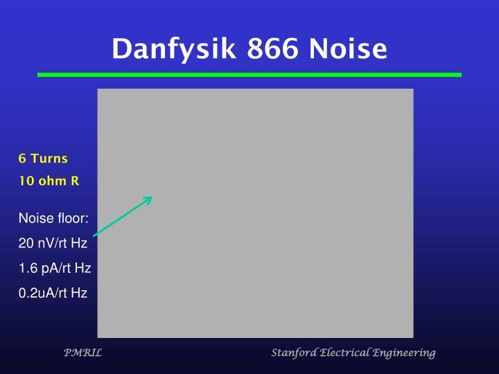 Danfysik 866 Noise
