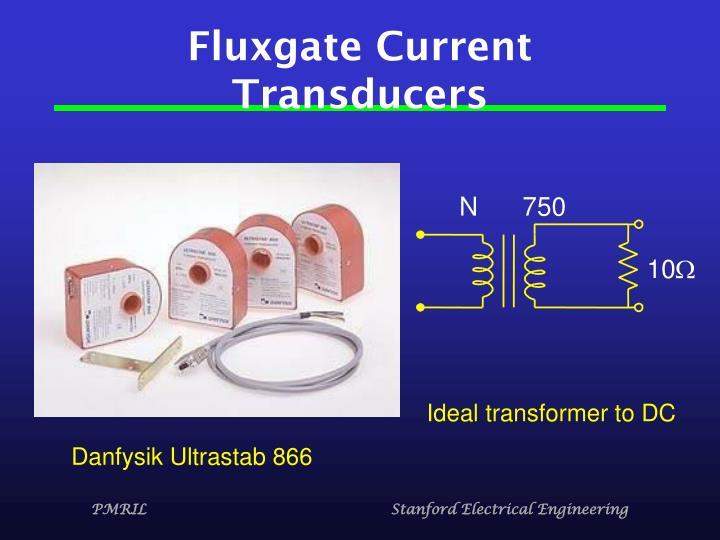 Fluxgate Current  Transducers