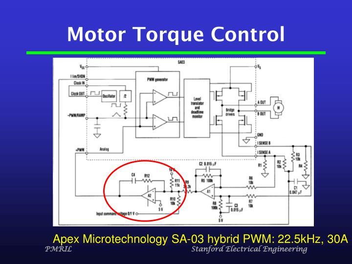 Motor Torque Control