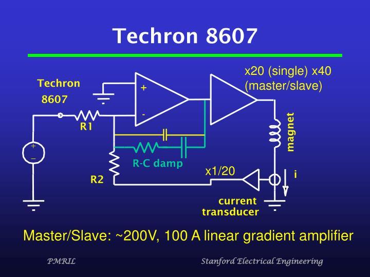 Techron 8607