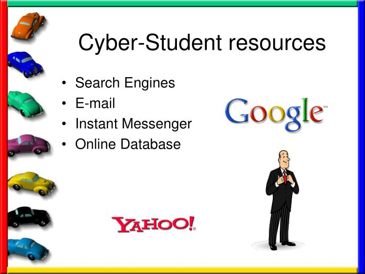 Cyber-Student resources