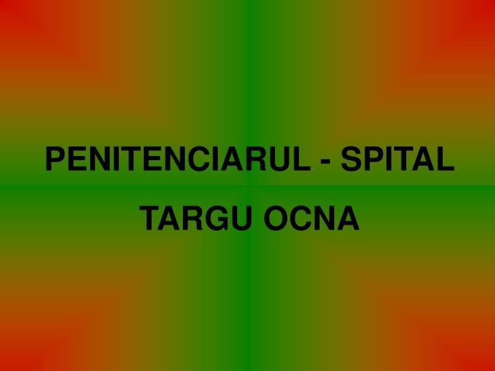 PENITENCIARUL - SPITAL
