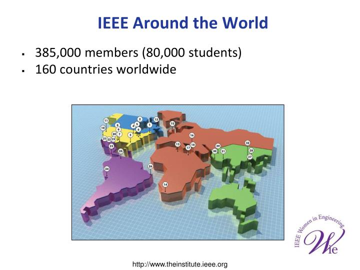 IEEE Around the World
