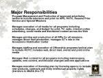 major responsibilities2