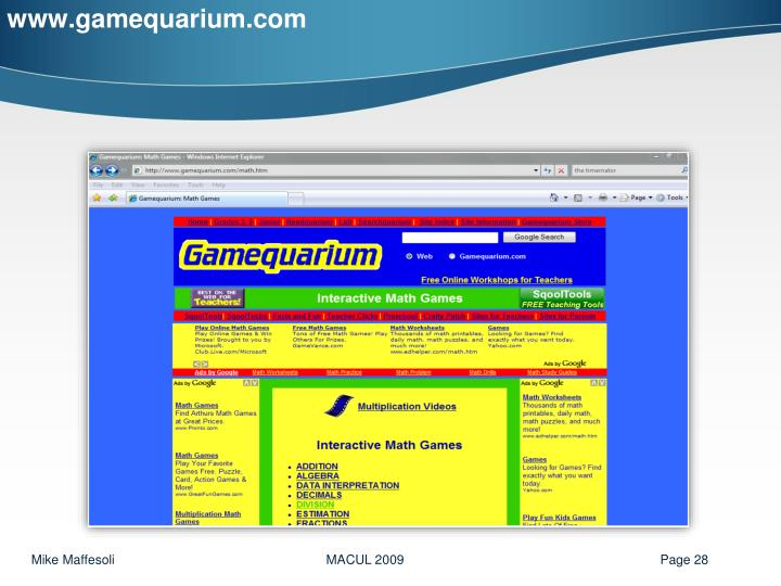 www.gamequarium.com