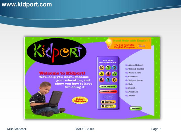 www.kidport.com