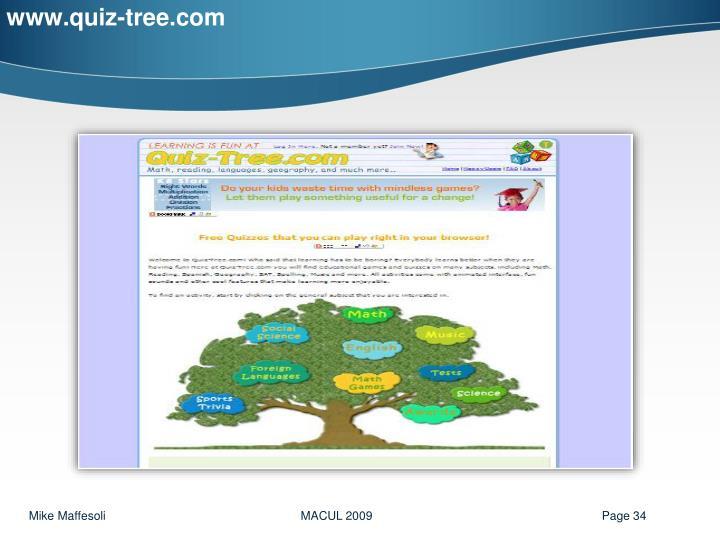 www.quiz-tree.com