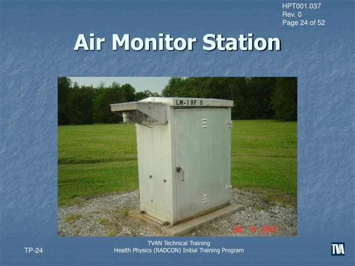 Air Monitor Station