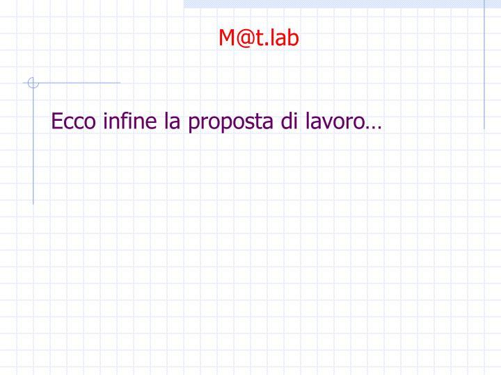 M@t.lab
