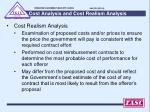 cost analysis and cost realism analysis3