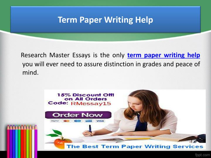 professionalism term paper