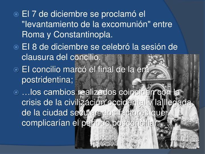 """El 7 de diciembre se proclamó el """""""