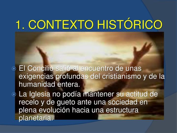 1. CONTEXTO HISTÓRICO