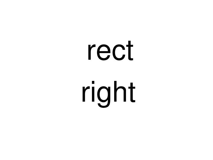 rect