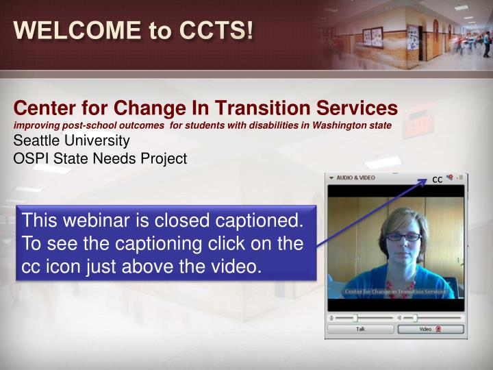 Center for Change In Transition Services