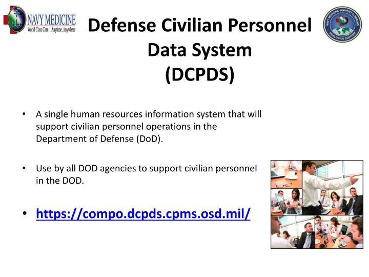 Defense Civilian Personnel Data System