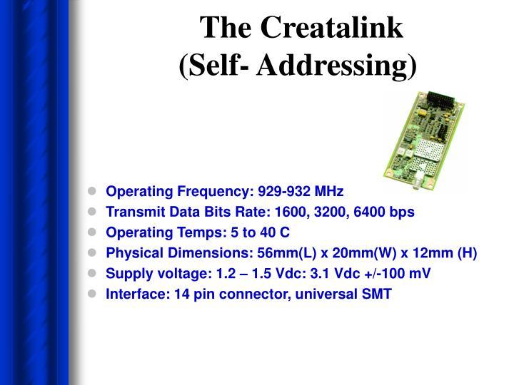 The Creatalink