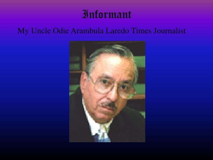 Informant
