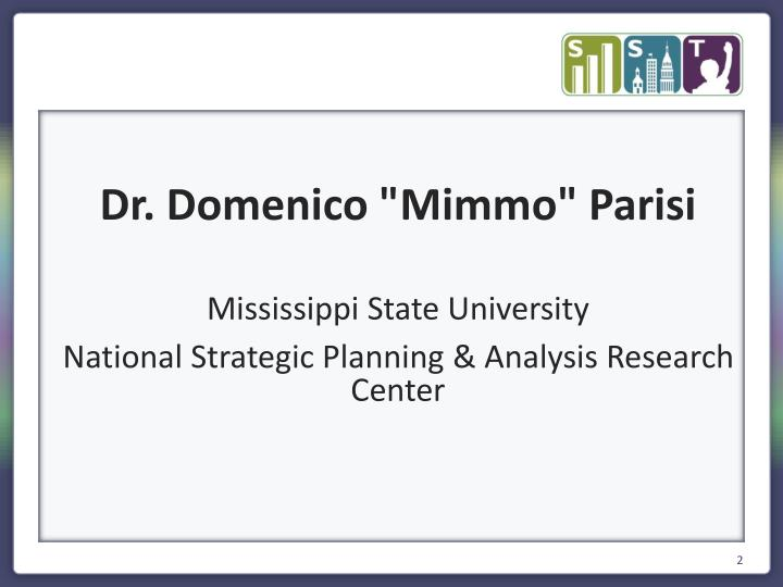"Dr. Domenico """