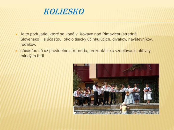 Koliesko