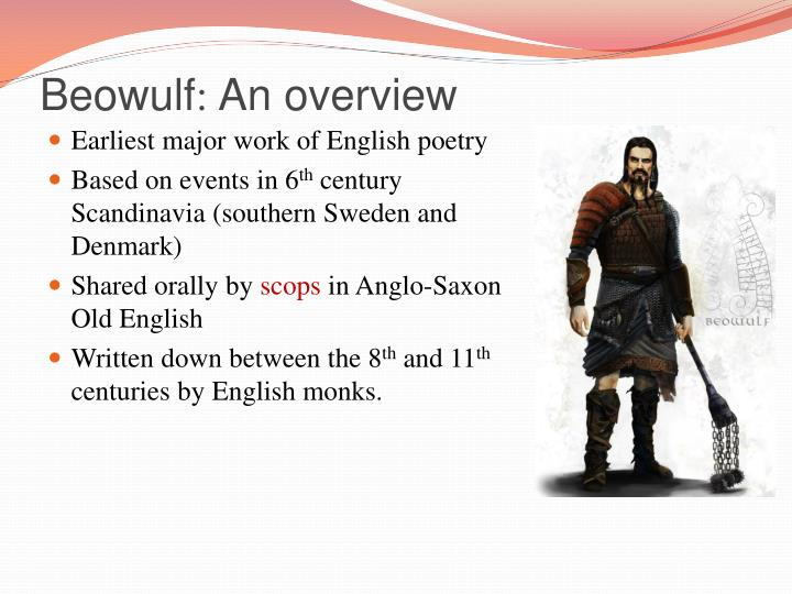 germanic culture preserved in beowulf Date of first publication the only manuscript in which beowulf is preserved is  - a north germanic tribe  monsters - in christian medieval culture,.