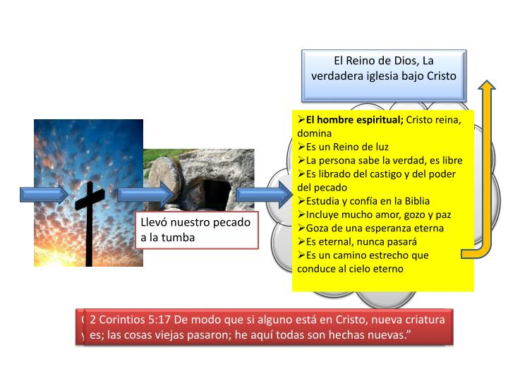 El Reino de Dios, La verdadera iglesia bajo Cristo