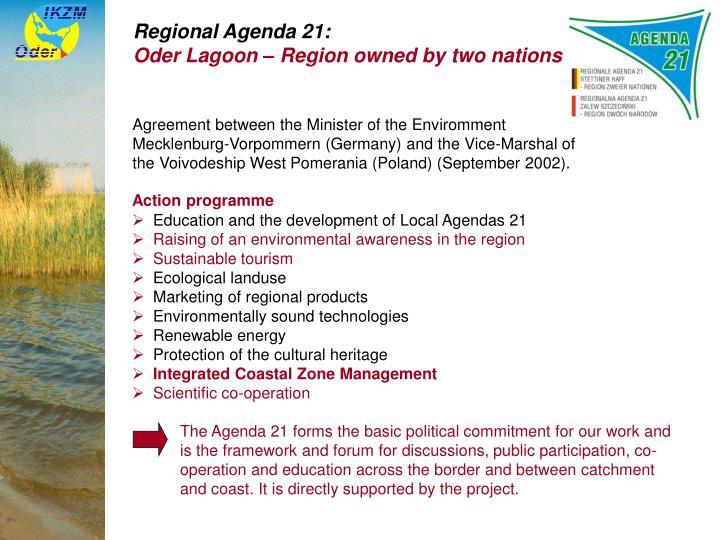 Regional Agenda 21:
