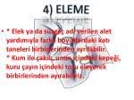 4 eleme